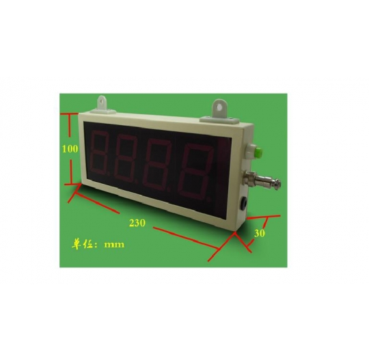 Counter 4 Digit Display
