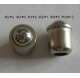 Stainless steel positioning touch beads