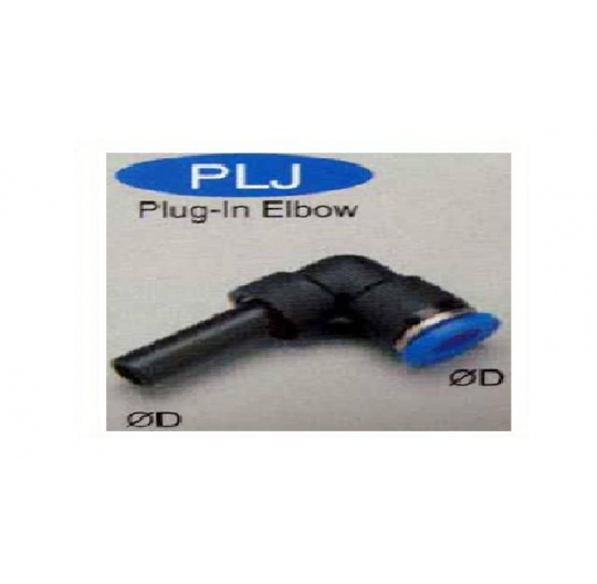 ONE TOUCH FITTINGS (PLUG IN ELBOW FITTINGS)