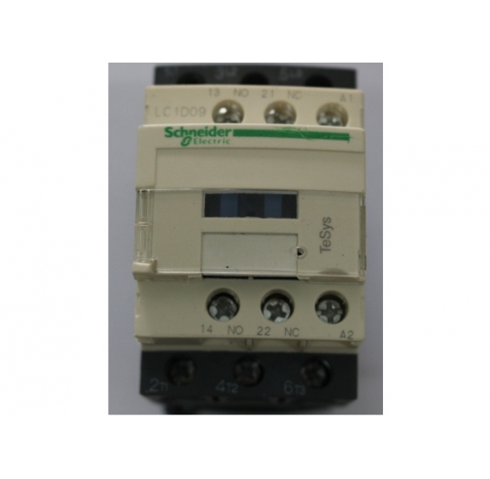 Magnet Contactor 3 pole 9A