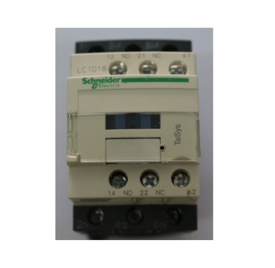 Magnetic Contactor 3 pole 18A