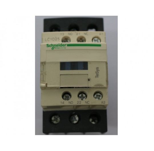 Magnetic Contactor 3 pole 25a