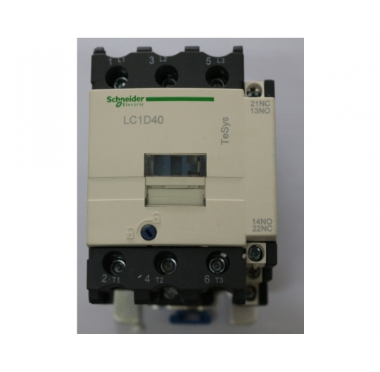 Magnetic Contactor 3 pole 40A