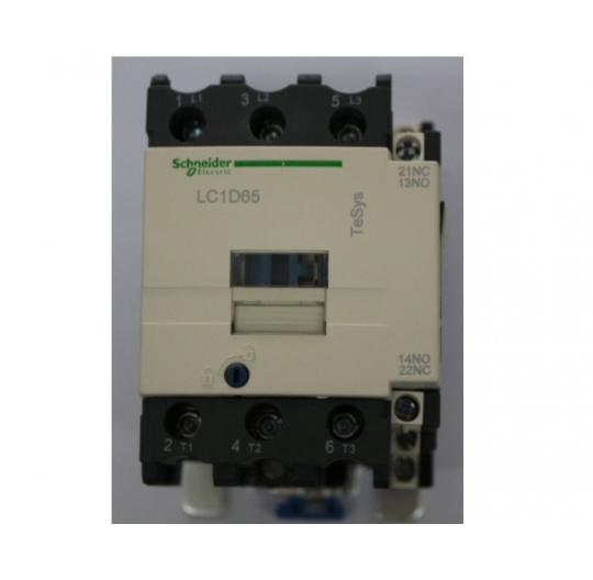 Magnetic Contactor 3 pole 65A
