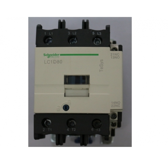 Magnetic Contactor 3 pole 80
