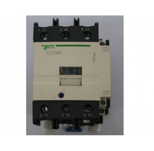 Magnetic contactor 3 pole 95A