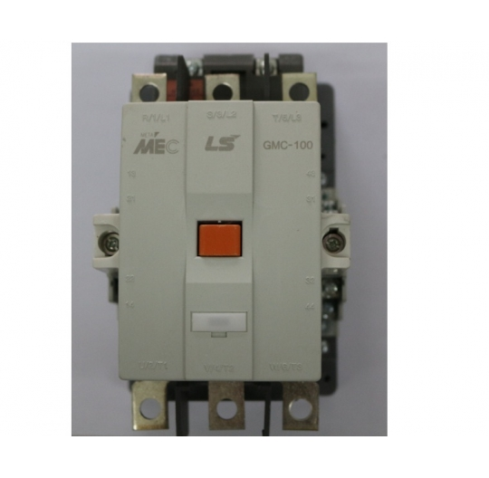 Magnetic Contactor 3 pole 100A