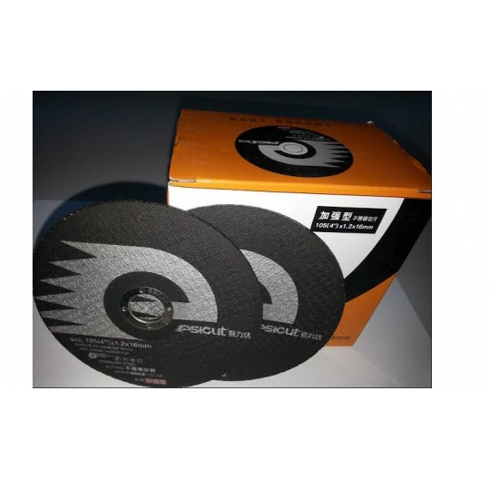 Genuine stainless steel cutting discs