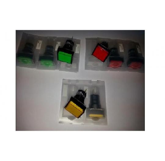 Idec miniature LED pilot switches/AL6-M