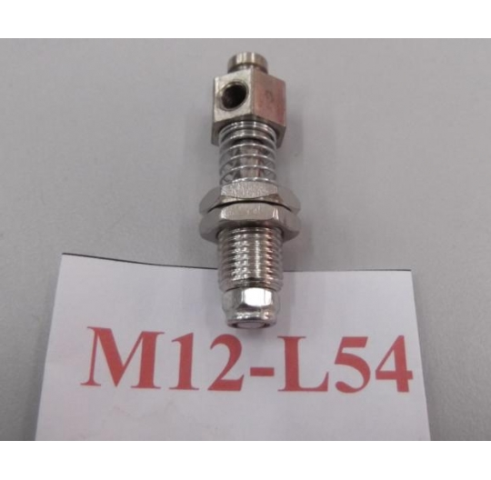 Manipulator accessories non-standard fittings vacuum plunger M12-L54 straight fittings