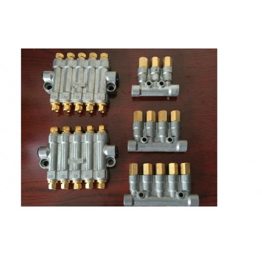 Dester Plunger、Pressurized volumetric quantification adjustable oil separator