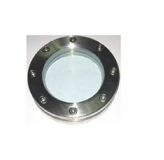 Sanitary flange sight glass, stainless steel mirrors, sanitary mirrors, flange endoscopy, endoscope 304