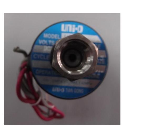 3/2 way solenoid valve