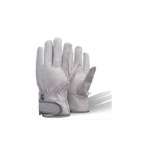 Super wear-resistant welding gloves wholesale Toyota factory dedicated maintenance leather gloves genuine 2300