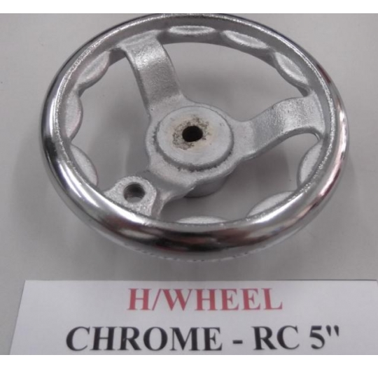 Round rim handwheel hand wheel bakelite/Chrome cast iron hand wheel corrugated hand wheel machine
