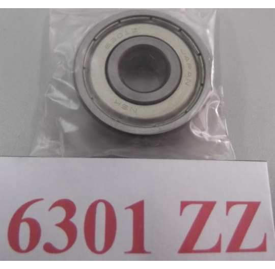 6300 Series Deep Groove Radial Ball Bearings