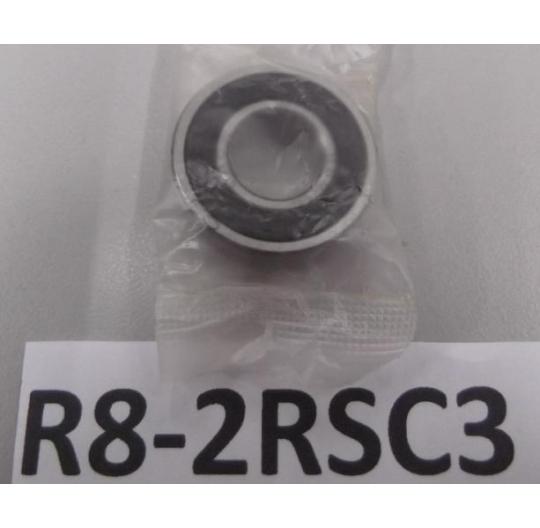 Sealed Bearing 1/2 x 1 1/8 x 5/16 inch Ball Bearings