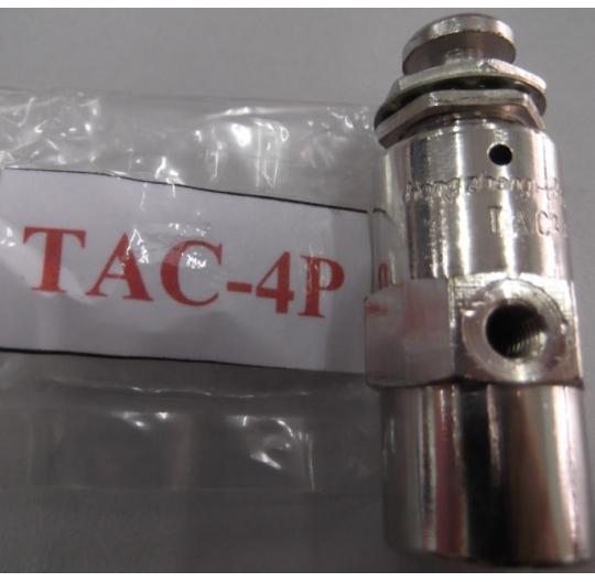 TAC, TAC-2 Manual Mechanical Air Piloted Valves