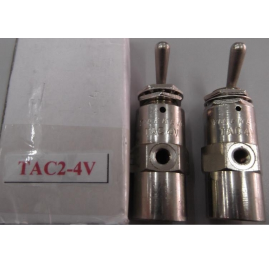 5/2 way toggle type air valve