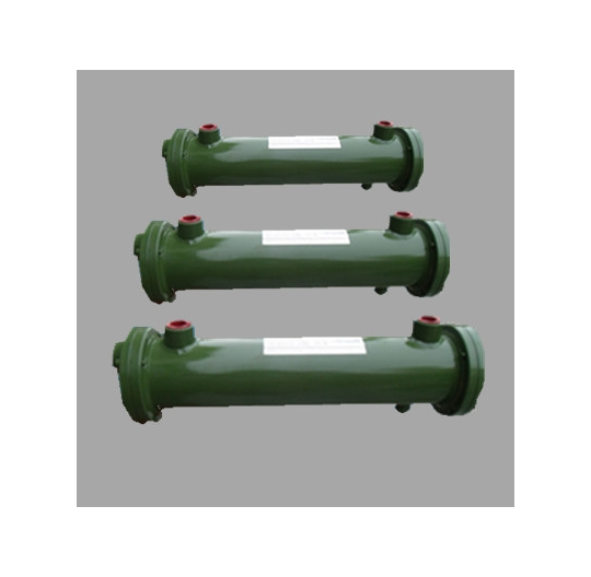 GLC series hydraulic station cooling water cooler