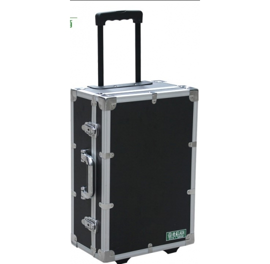Aluminum Instruments trolley briefcase, toolbox reinforced