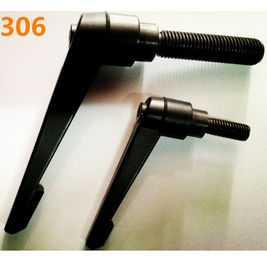Adjustable handle bit tight set screw locking /adjustable handle grip
