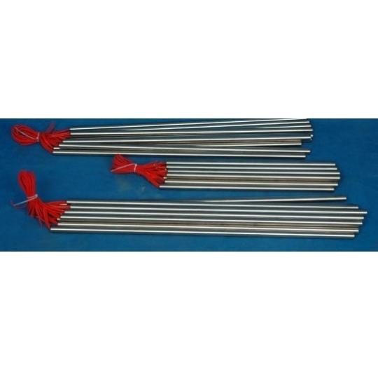 Mold heater single-head electrical core packaging sealing machine heater